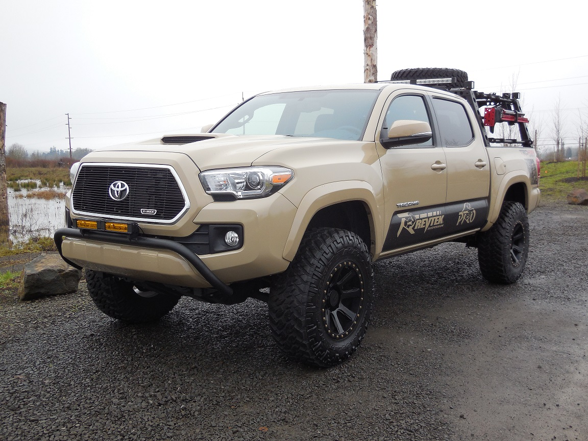 Toyota Suspension and Lift Kit
